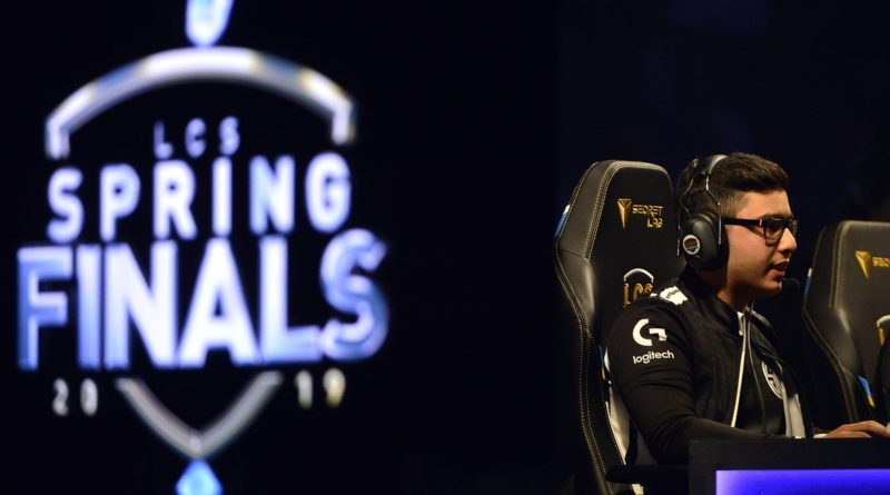 LCS Spring Finals to be played online