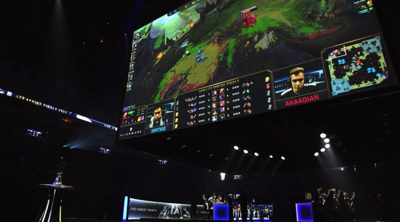 Liquid win 3rd straight match at LCS