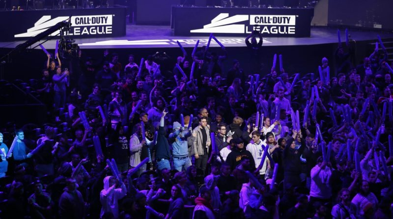 Call of Duty League switches to online-only matches