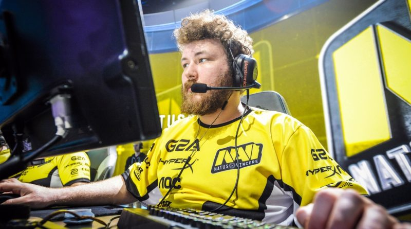 'CemaTheSlayer' promoted to Natus Vincere's main roster