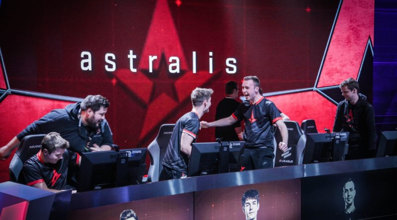 Reports: 'es3tag' joining Astralis, not FPX