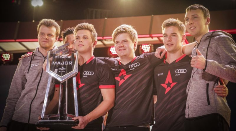 Astralis push roster to six by signing 'es3tag'