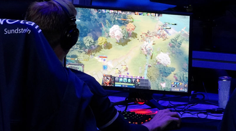 Quincy Crew wins first-place battle in Dota Pro Circuit NA