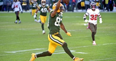 Packers' Marquez Valdes-Scantling launching esports team