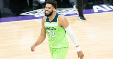 Luminosity sign Timberwolves star Karl-Anthony Towns