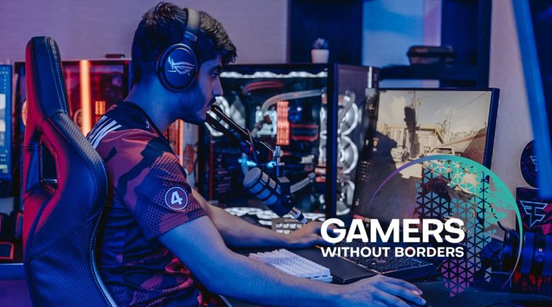 Gamers Without Borders returning with $10M for charity