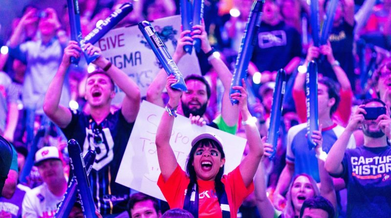 Hunters, Gladiators advance to OWL's Countdown Cup final