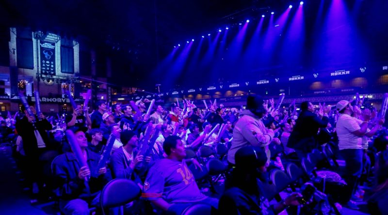 Gladiators defeat Hunters to win OWL's Countdown Cup final