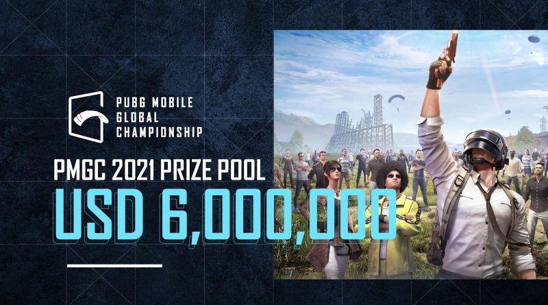 PUBG announces $6M prize pool for Mobile Global Championship